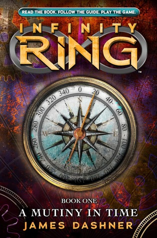 Book Cover for Infinity Ring