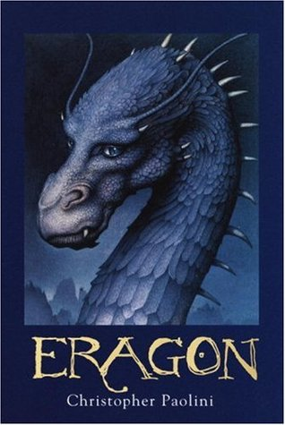 Book Cover for Inheritance Cycle
