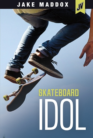 Book Cover for Skateboard Idol