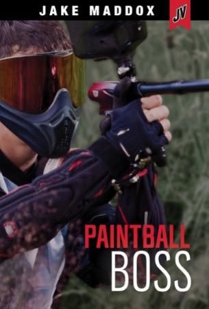 Book Cover for Paintball Boss