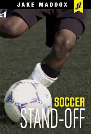 Book Cover for Soccer Stand-off