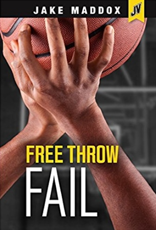 Book Cover for Free Throw Fail