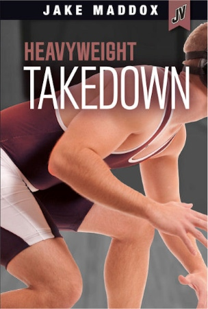 Book Cover for Heavyweight Takedown