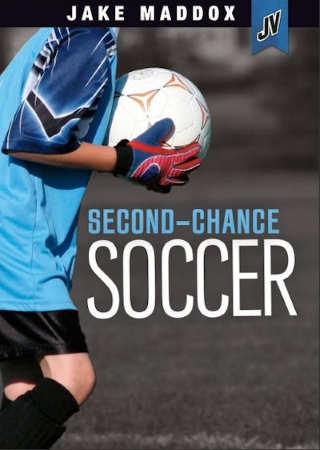 Book Cover for Second-Chance Soccer
