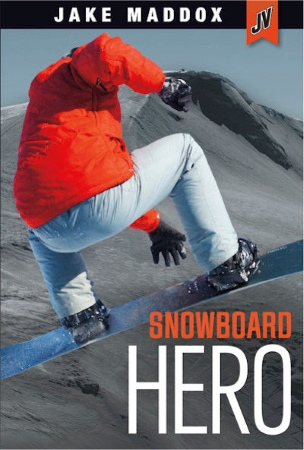 Book Cover for Snowboard Hero