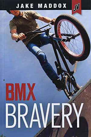 Book Cover for BMX Bravery