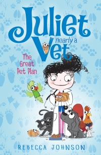 Book Cover for Juliet, Nearly A Vet