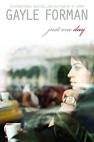 Book Cover for Just One Day