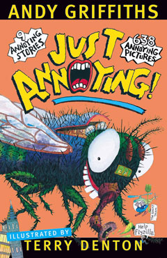 Book Cover for Just Annoying!