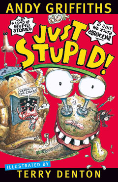 Book Cover for Just Stupid!