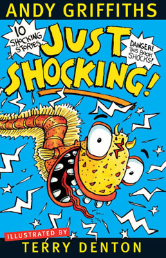 Book Cover for Just Shocking!
