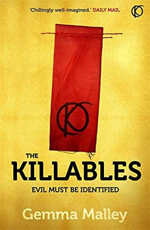 Book Cover for the Killables Series
