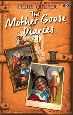 Book Cover for Adventures from the Land of Stories: The Mother Goose Diaries