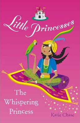 Book Cover for Little Princesses