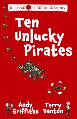 Book Cover for Ten Unlucky Pirates