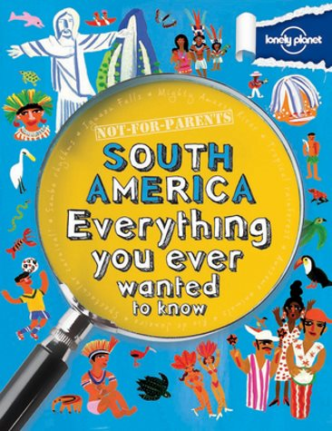 Book Cover for Not-For-Parents South America