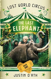 Book Cover for Lost World Circus