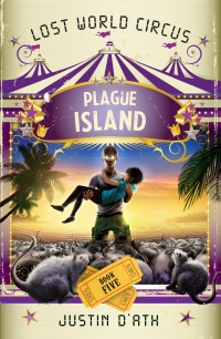 Book Cover for Plague Island