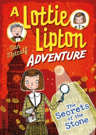 Book Cover for Lottie Lipton Adventures