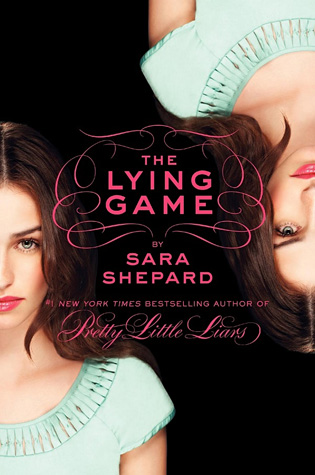 Book Cover for Lying Game