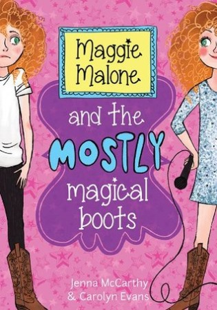 Book Cover for Maggie Malone