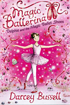 Book Cover for the Magic Ballerina Series