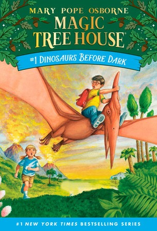 Book Cover for Magic Tree House