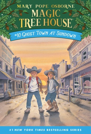 Book Cover for Ghost Town at Sundown