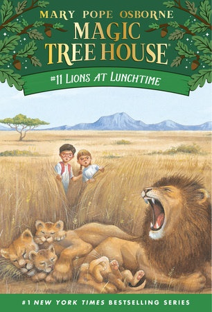 Book Cover for Lions at Lunchtime