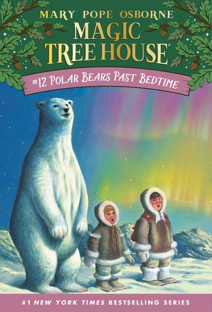 Book Cover for Polar Bears Past Bedtime