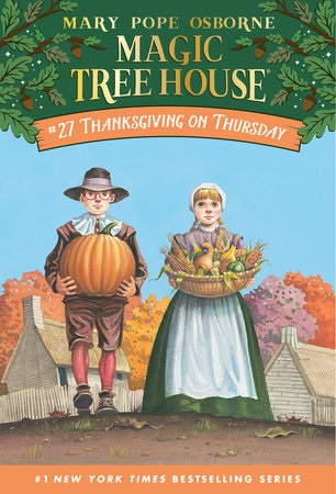 Book Cover for Thanksgiving on Thursday