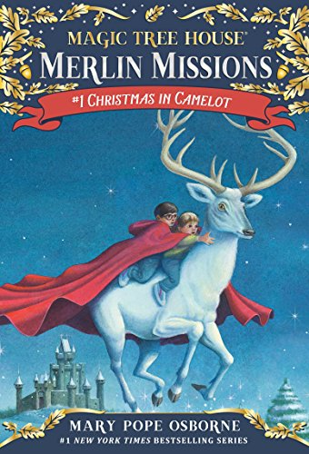 Book Cover for Magic Tree House Merlin Mission #1: Christmas in Camelot