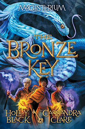 Book Cover for The Bronze Key