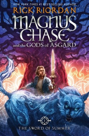Book Cover for Magnus Chase and the Gods of Asgard