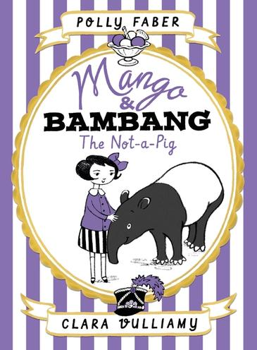 Book Cover for the Mango and Bambang Series