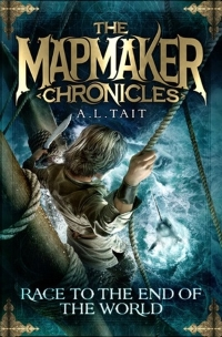 Book Cover for Mapmaker Chronicles