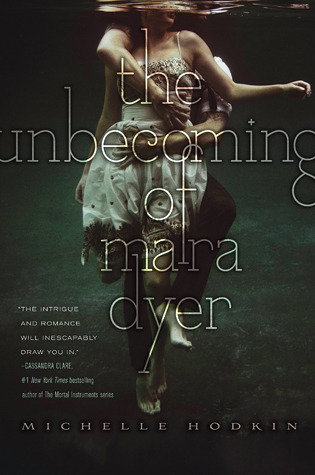 Book Cover for Mara Dyer