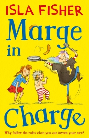 Book Cover for Marge