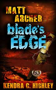 Book Cover for Blade's Edge