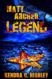 Book Cover for Legend