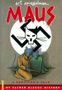 Book Cover for the Maus Series