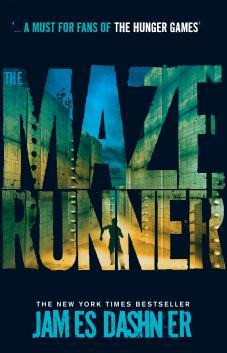 Book Cover for the Maze Runner Series