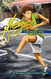 Book Cover for Megs and The Wonder Strike