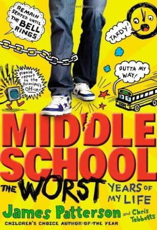 Book Cover for the Middle School Series
