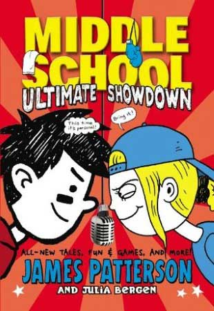 Book Cover for Middle School: Ultimate Showdown