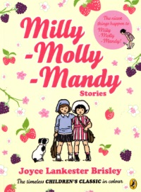 Book Cover for Milly-Molly-Mandy