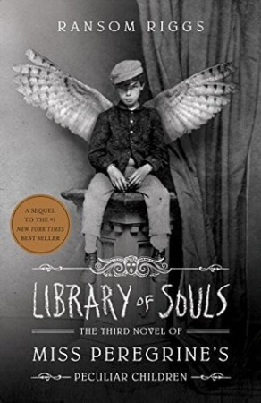 Book Cover for Library of Souls