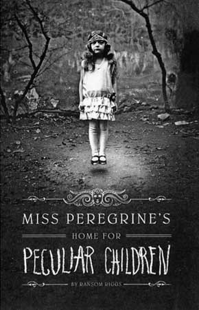Book Cover for Miss Peregrine's Home for Peculiar Children