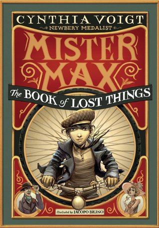 Book Cover for Mister Max