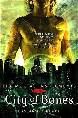 Book Cover for Mortal Instruments